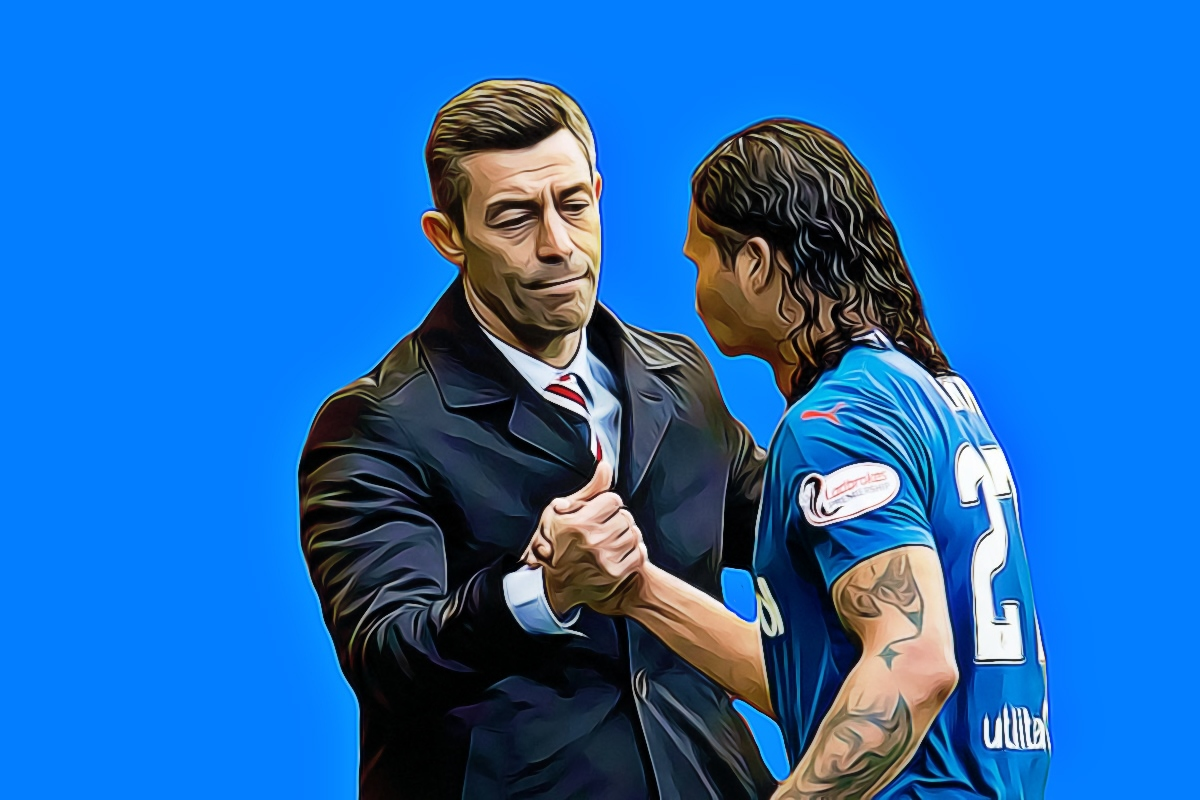 Pedro Caixinha: Rangers' problems with Carlos Pena, the bush incident and signing Alfredo Morelos